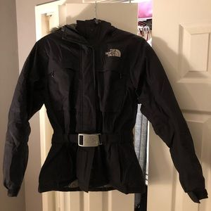 Women's North Face Jacket for a Winter